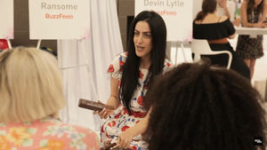 Click to read -our beauty pitch about our brow porduct was chosen to be included at Cosmoprof on BuzzFeed LadyLike Youtube channel with almost 3 million subscribers, watch 5:12 minute of the video.