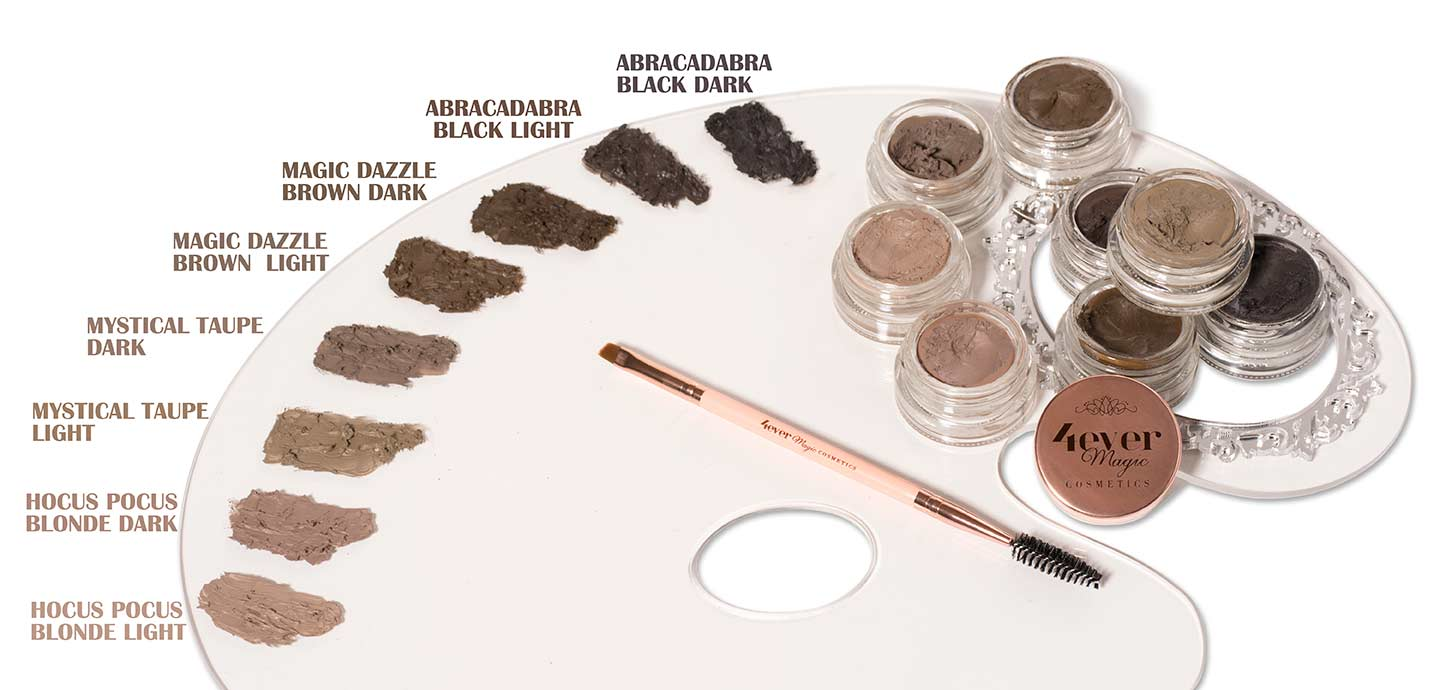 About Magic Eyebrow Gel 4ever Magic Cosmetics