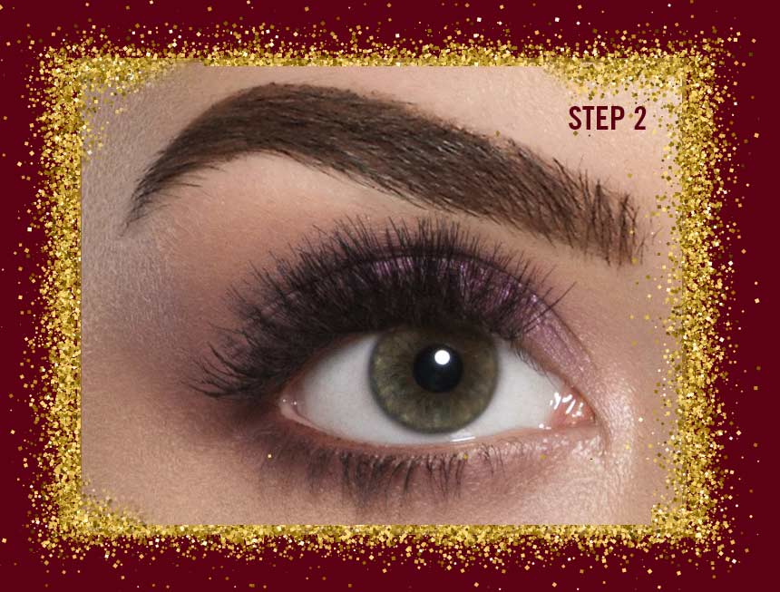 Sexy Eyebrows Step 2