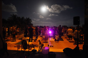 9.24.18 FULL MOON PARTY @ 1 HOTEL ROOF TOP