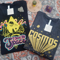 Cosmos Graphic Tee