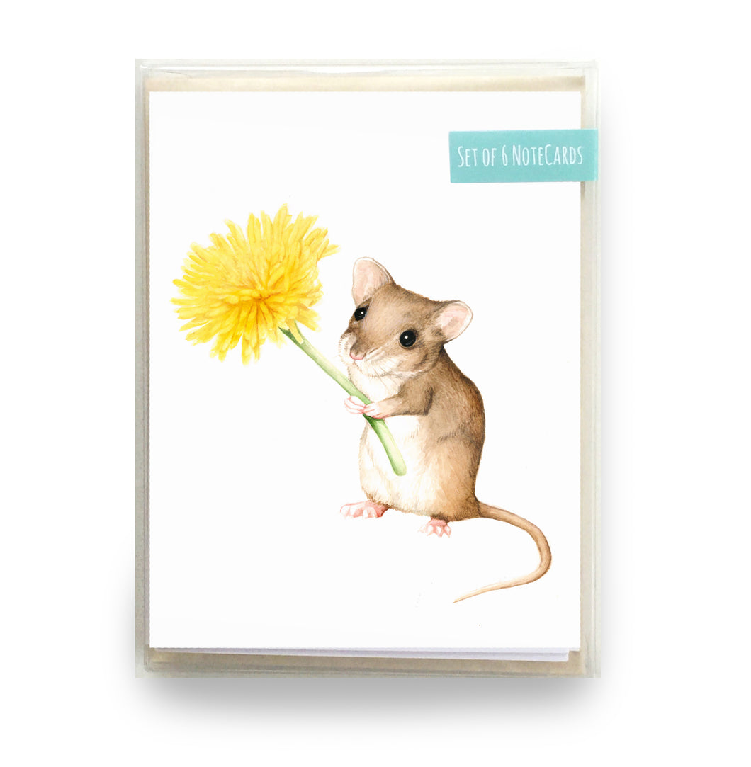 Dandy Mouse Box Set of 6 Cards