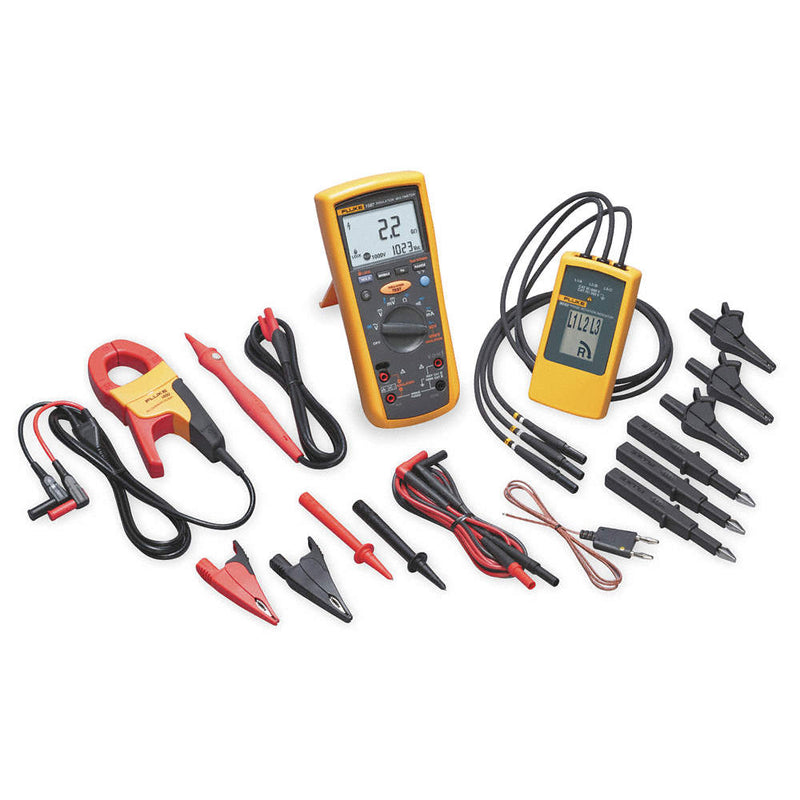 Fluke 1587 MDT: Advanced Motor & Drive Troubleshooting Kit