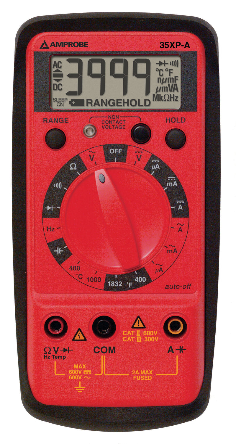 Amprobe 35XP-A Digital Multimeter with Temperature