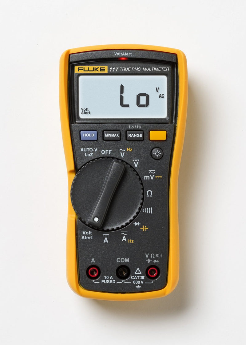 Fluke 117/323 Electricians Multimeter Combo Kit