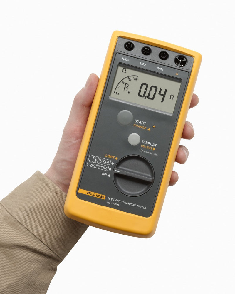 Fluke 1621 Earth Ground Tester Kit