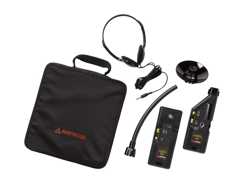 Amprobe TMULD-300 Ultrasonic Leak Detector with Transmitter