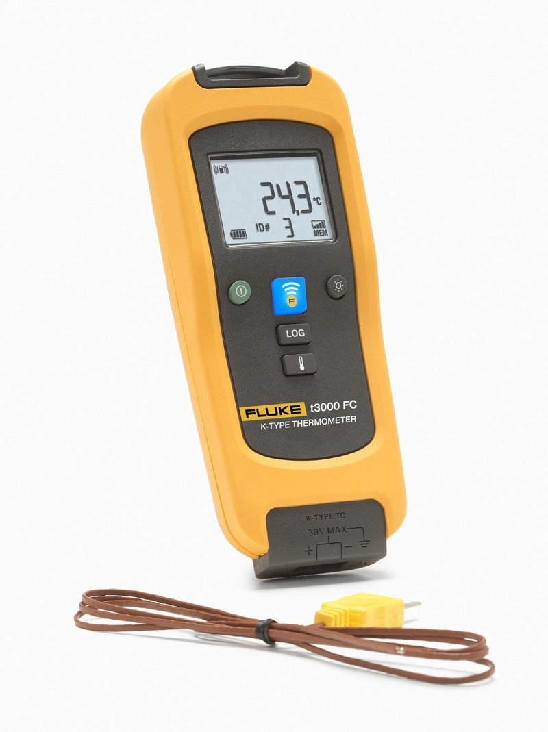 Fluke FC Wireless t3000 Temperature Kit