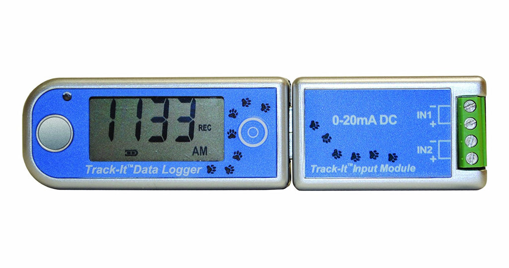 Monarch Instruments Analog 20mA Track-It LB Data Logger