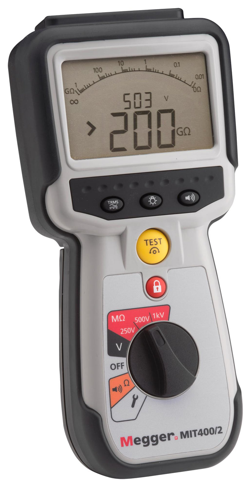 Megger MIT400/2 Series Insulation Testers