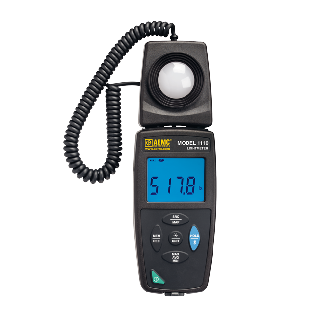AEMC 1110 Light Meter/Data Logger