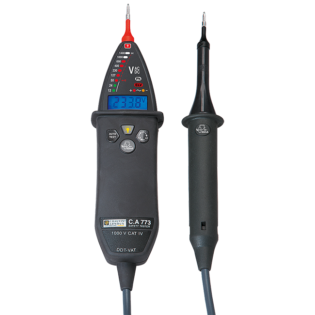 AEMC C.A 773 Voltage Absence Tester