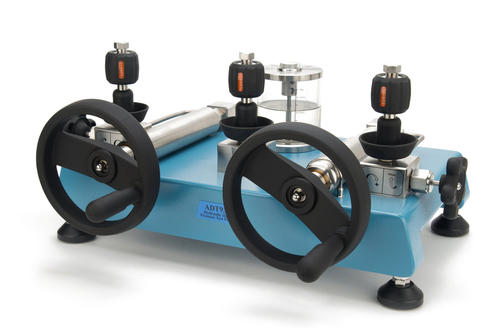 Additel Hydraulic High-Pressure Calibration Pumps