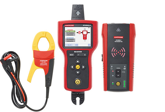Amprobe AT-8000 Series Advanced Industrial Wire Tracer