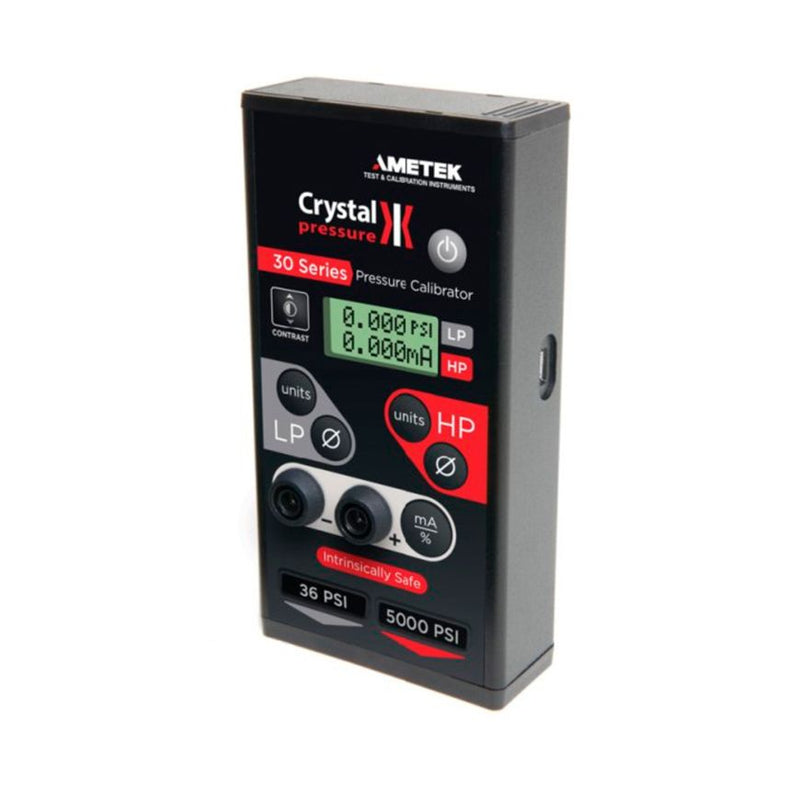 Crystal IS33 Pressure Calibrator