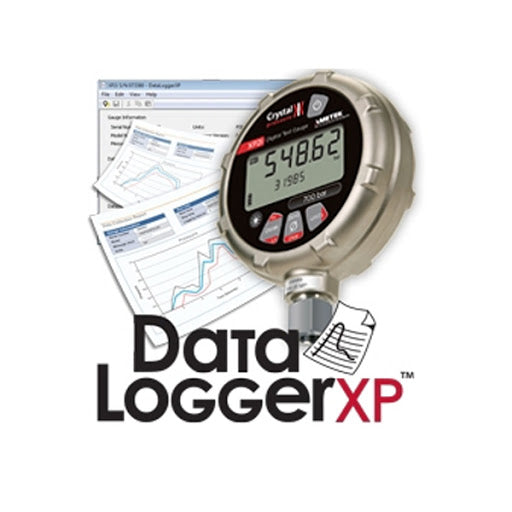 Crystal XP2i-DL Datalogging Upgrade for XP2i Pressure Gauge