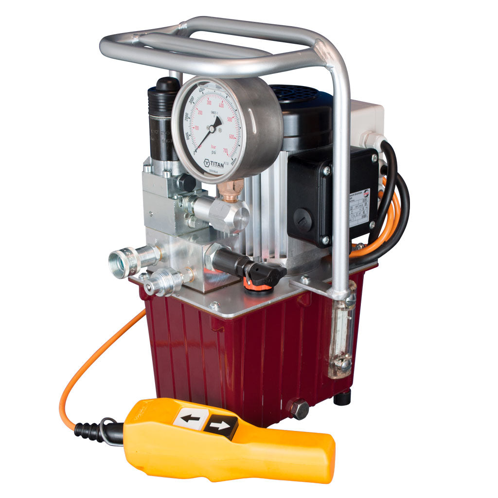 Titan EXE-MINI Electric / Hydraulic Torque Wrench Pump