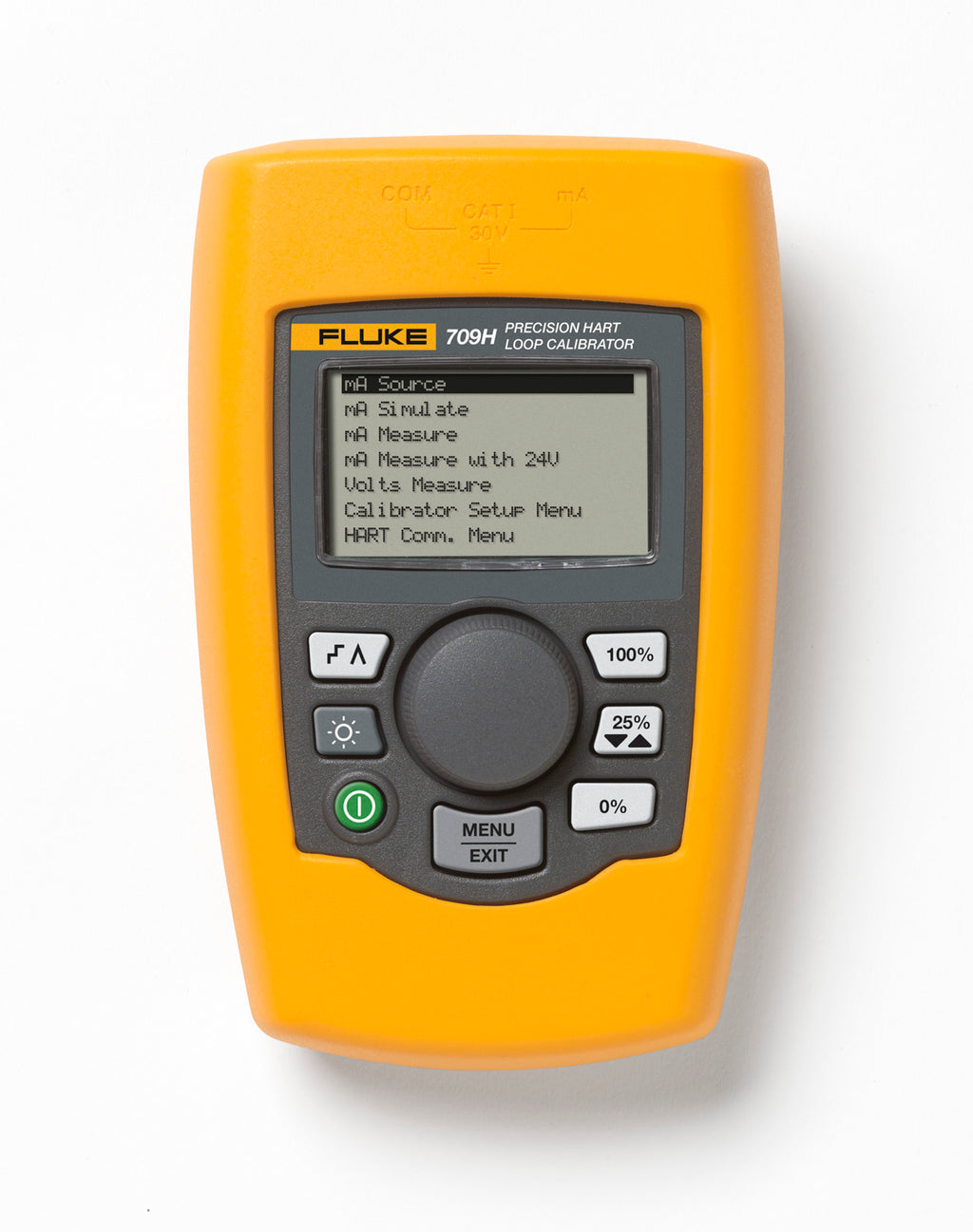 Fluke 709H Precision mA Loop Calibrator with HART