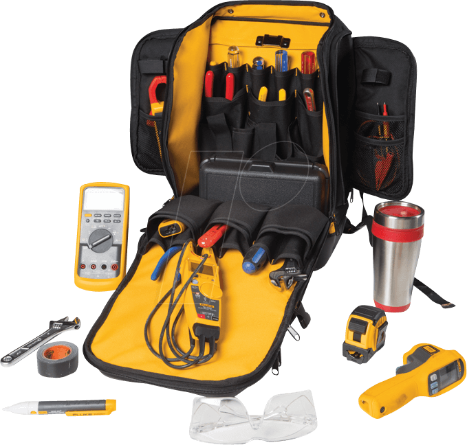 Fluke 789 ProcessMeter with free Fluke PACK30 Backpack Promo