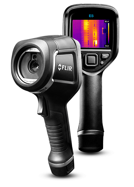 FLIR E5-XT Thermal Imaging Camera with WiFi & MSX, 160 x 120