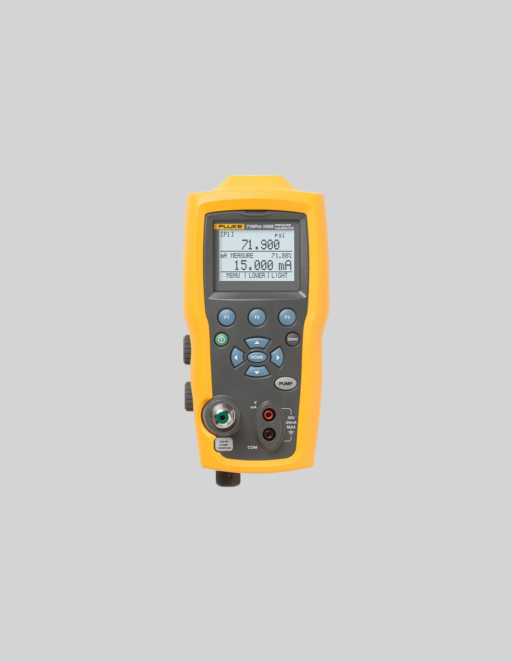 Fluke 719 Pro Electric Pressure Calibrator