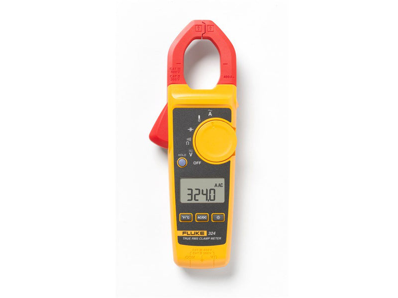 Fluke 324 400A AC True-rms Clamp Meter