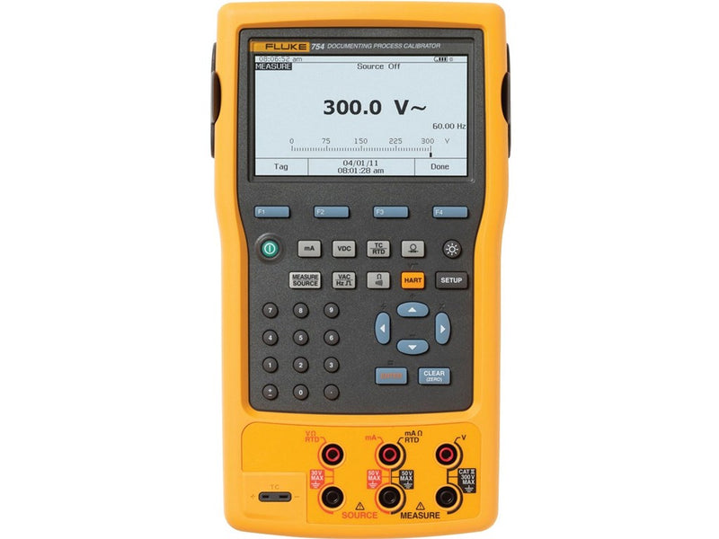 Fluke 754 Documenting Process Calibrator - HART