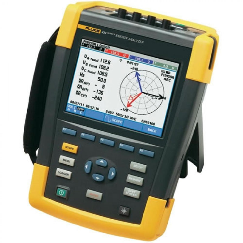 Fluke 434-II Three-phase Power Quality Analyzer