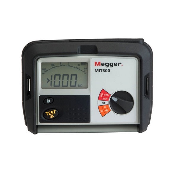 Megger MIT300 Series Insulation Testers
