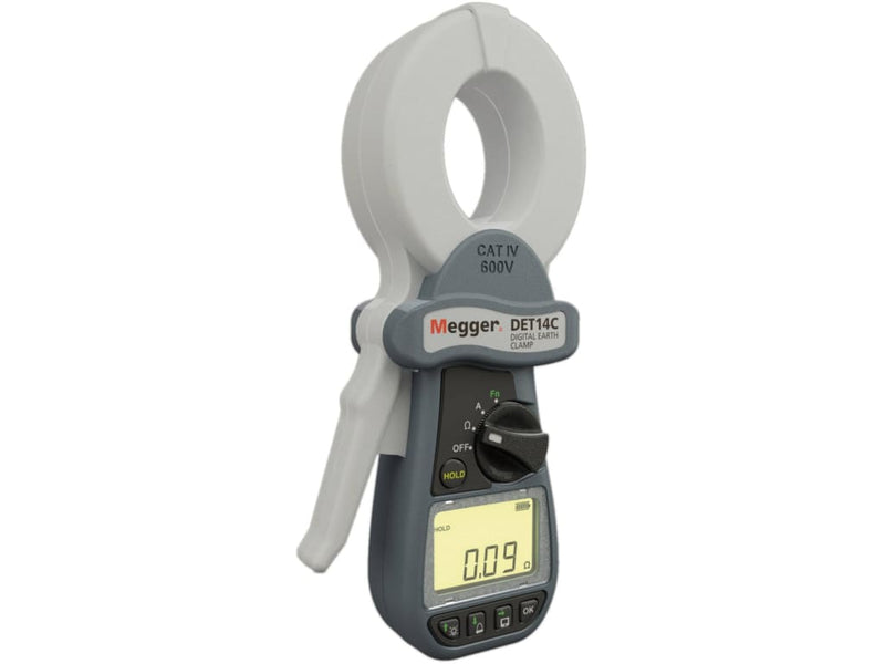 Megger Digital Earth Clamps