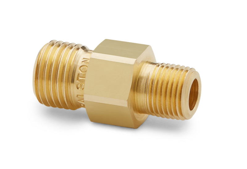 Ralston QTHA-1MB0 Male NPT Quick-Test Adapters