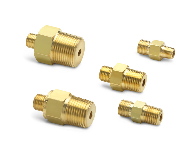 Ralston QTHA-4MB0 Male NPT Quick-Test Adapters