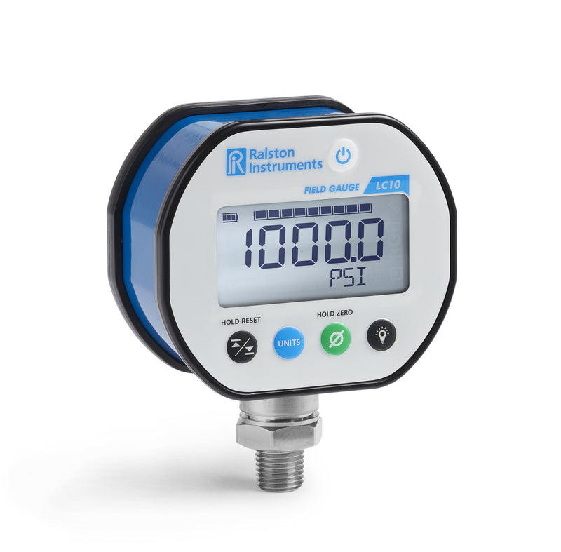 Ralston Field Gauge LC10 Digital Pressure Gauge