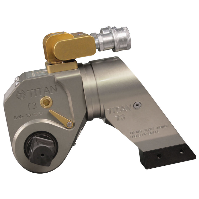 Titan T-Series Hydraulic Torque Wrench