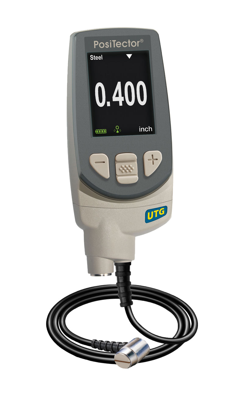 DeFelsko Positector UTG-C1 Ultrasonic Thickness Gauge