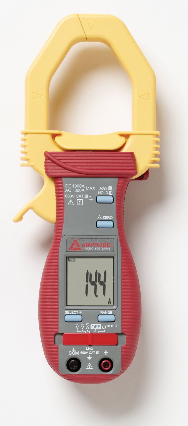 Amprobe ACDC-100-TRMS 1000A AC/DC Clamp Meter