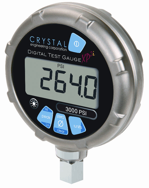 Crystal XP2i Series Digital Pressure Gauge