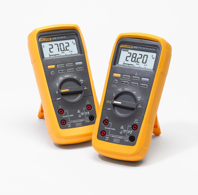 Fluke 27II Industrial Multimeter