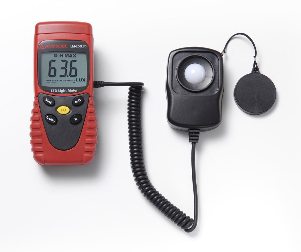 Amprobe LM-200LED Light Meter