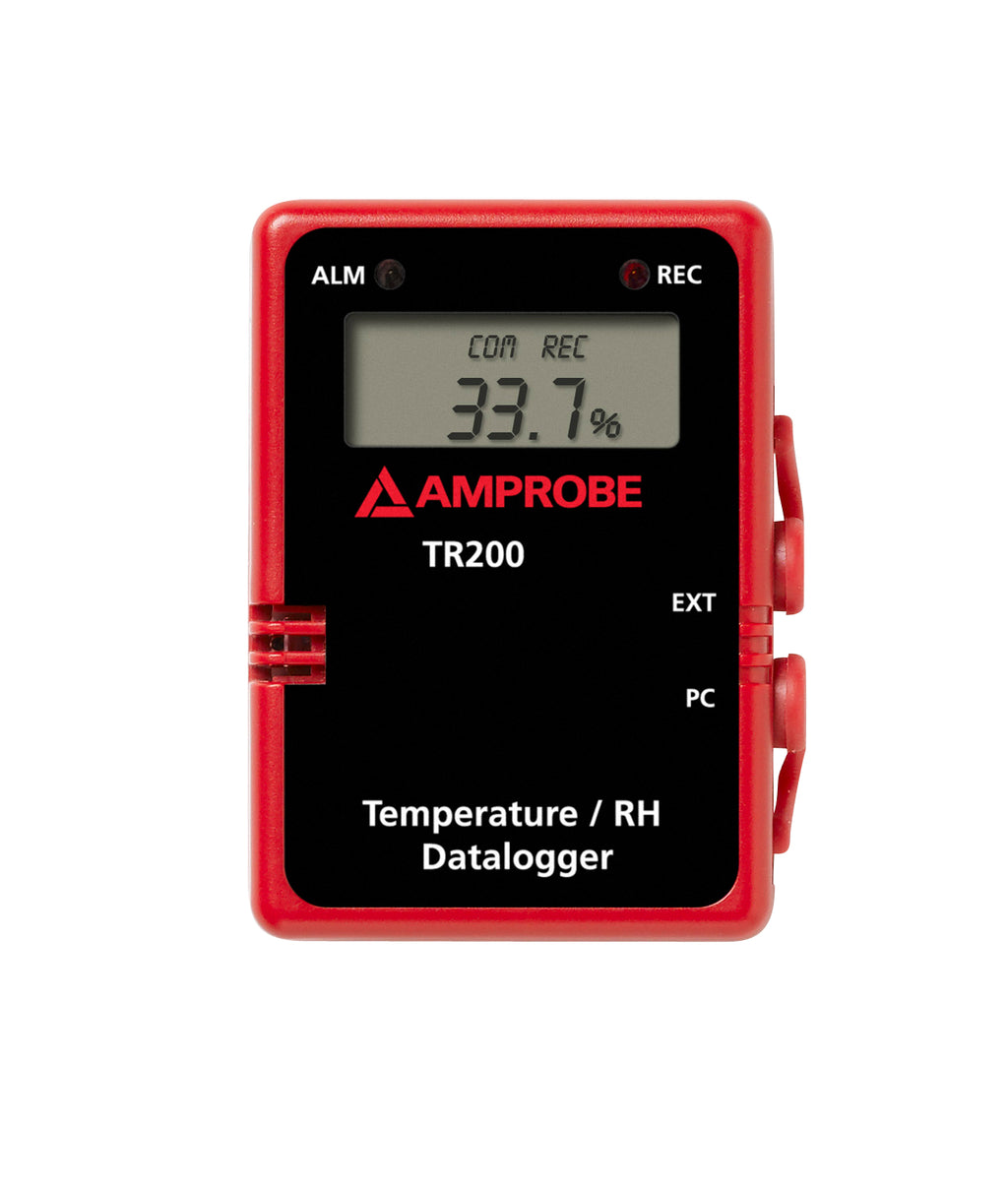 Amprobe TR200-A Temperature and Relative Humidity Data Logger