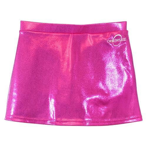 O3CHSKRT005 - Obersee Cheer and Dance Skirt - Pink - Obersee