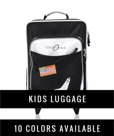 Obersee Little Kids 3 Piece Luggage Set