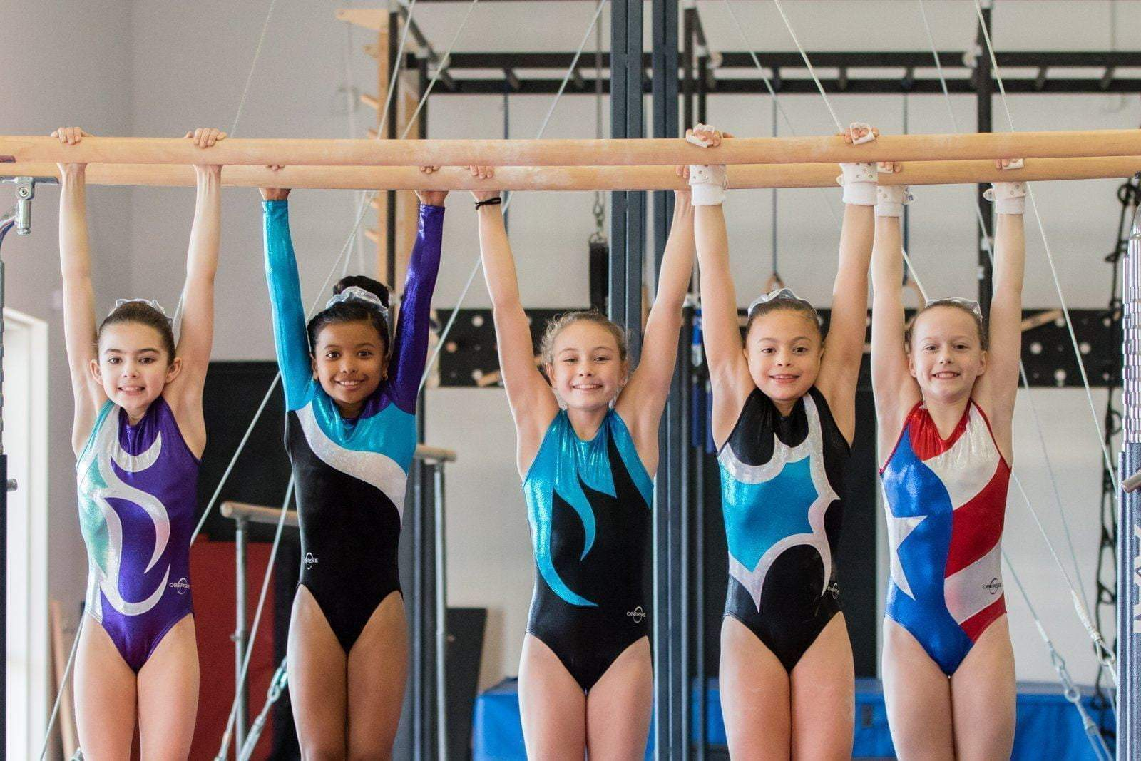 Obersee Girls Gymnastics Leotards