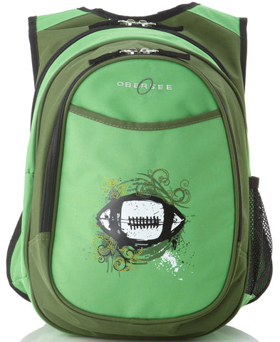 Obersee Kids Pre-School All-In-One Backpack With Cooler - Angel Wings