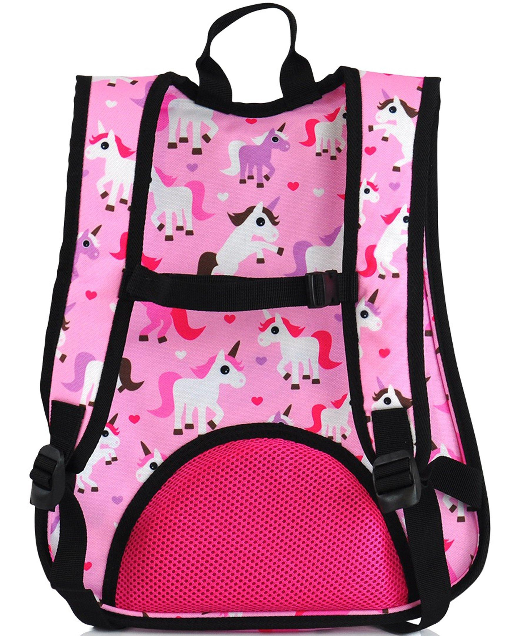 Obersee Kids Pre-School All-In-One Backpack With Cooler - Unicorn