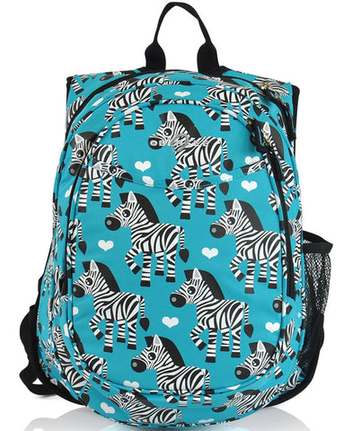 Obersee Kids Pre-School All-In-One Backpack With Cooler - Tie Dye