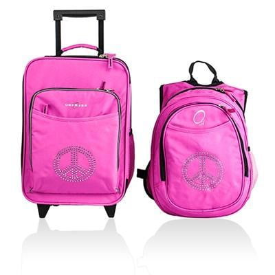 Obersee Kids Luggage and Backpack Set - Obersee