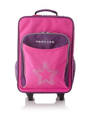 Obersee Kids Luggage With Integrated Cooler