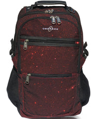 Obersee Paris Sparkle Dance and Gymnastics Bag for Girls, Women, and Dancers | Girls' Durable Backpack
