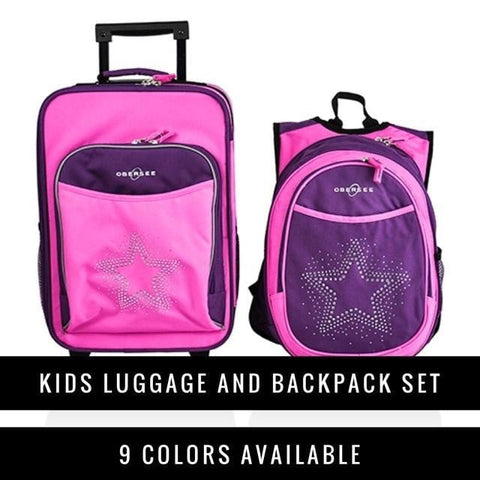 Obersee Kids Toiletry Bags